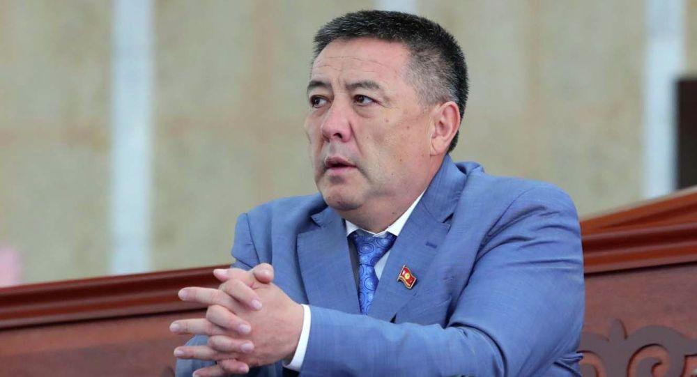 Ормонов Улукбек Зулпукарович