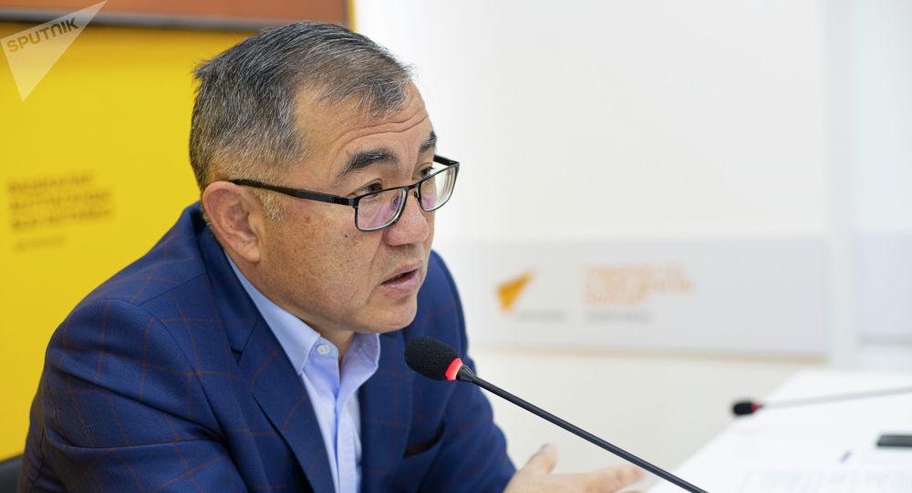 Улукбек Кармышаков