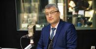 Мамлекеттик мүлктү башкаруу фондунун статс-катчысы Илияз Ташбаев