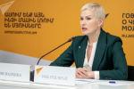 Помощник председателя Евразийской экономической комиссии Ия Малкина. Архивное фото