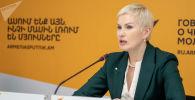 Официальный представитель Евразийской экономической комиссии, помощник председателя коллегии ЕЭК Ия Малкина