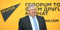 Генеральный секретарь Ассамблеи народов Евразии, доктор экономических и политических наук Андрей Бельянинов