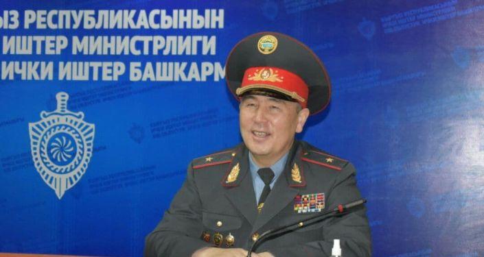 Начальника УВД Малика Нурдинова освободили от должности, так как он подал заявление с связи с состоянием здоровья. Около месяца Нурдинов находился на амбулаторном лечении