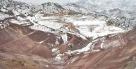 Жалал-Абад облусунун Чаткал районундагы жайгашкан Терек-Сай кени