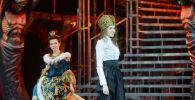 Победительница конкурса Мисс Екатеринбург — 2012 Анна Лесун. Архивное фото