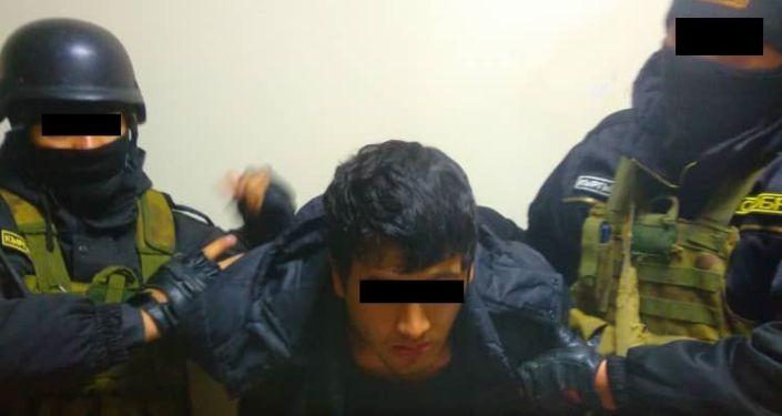 В Кыргызстане задержаны граждане одной их стран СНГ, которые незаконно прибыли в страну для совершения террористических актов с дальнейшим выездом по поддельным документам в зону вооруженного конфликта в Сирии