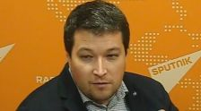 Российский иммунолог, кандидат медицинских наук Николай Крючков. Архивное фото