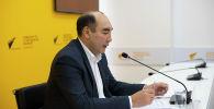 Кыргыз энергетикалык эсептөө борбору ААКнын башкы директору Талайбек Байгазиев