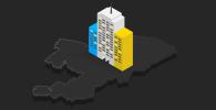 Стоимость аренды квартир в Бишкеке  за декабрь