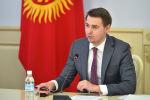 Первый вице-премьерь-министр Артемом Новиков. Архивное фото