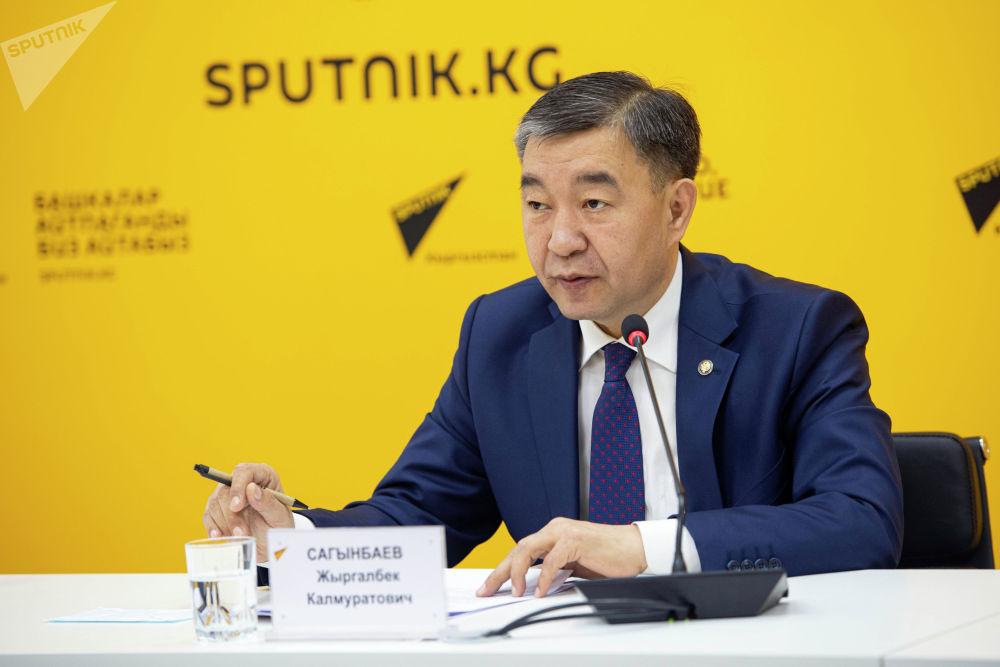 Сагынбаев подвел итоги работы госкомитета за год