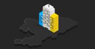 Бишкектеги батирлердин декабрдагы ижара  акысы