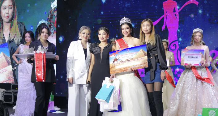 Титул второй вице-мисс достался Алине Болотбековой
