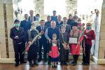 Бишкекте социалдык жактан муктаж жети үй-бүлөгө мэрия тарабынан батир берилди.