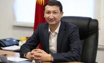 Бывший генеральный директор КТРК Бактияр Алиев. Архивное фото