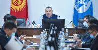 Исполняющий обязанности мэра столицы Балбак Тулобаев. Архивное фото