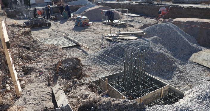 Старт строительства клинико-диагностического центра в городе Балыкчи