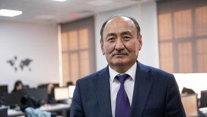 Саламаттык сактоо министри Алымкадыр Бейшеналиев