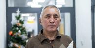 Ардактуу профессор, cаламаттык сактоо тармагынын отличниги, жогорку категориядагы нарколог Шайлообек Өмүралиев