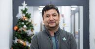 КРдин хорсбол федерациясынын президенти Мунарбек Кулданбаев