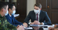 И.о. Премьер-министра Артем Новиков провел совещание по общественно-политической ситуации в стране