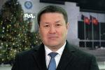 Исполняющий обязанности президента Кыргызской Республики Талант Мамытов поздравил кыргызстанцев с Новым 2021 годом.