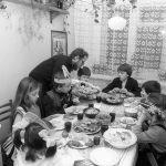Жаңы жыл тоскон москвалык үй-бүлө. 1987-жыл