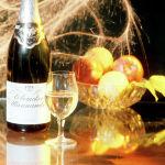 Москвадагы шампан жана вино заводунан чыгарылган шампан