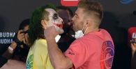 Абсолютный бойцовский чемпионат (UFC) представил в ВКонтакте необычные дуэли взглядов бойцов за прошедший год.