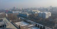 Бишкек шаарынын Чүй проспекти менен Панфилов көчөсүнүн кесилиши
