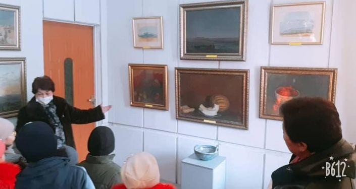 Накануне в мемориальном доме-музее Исхака Раззакова состоялось открытие фестиваля Путешествие по мемориальным музеям для маленьких горожан в период зимних каникул