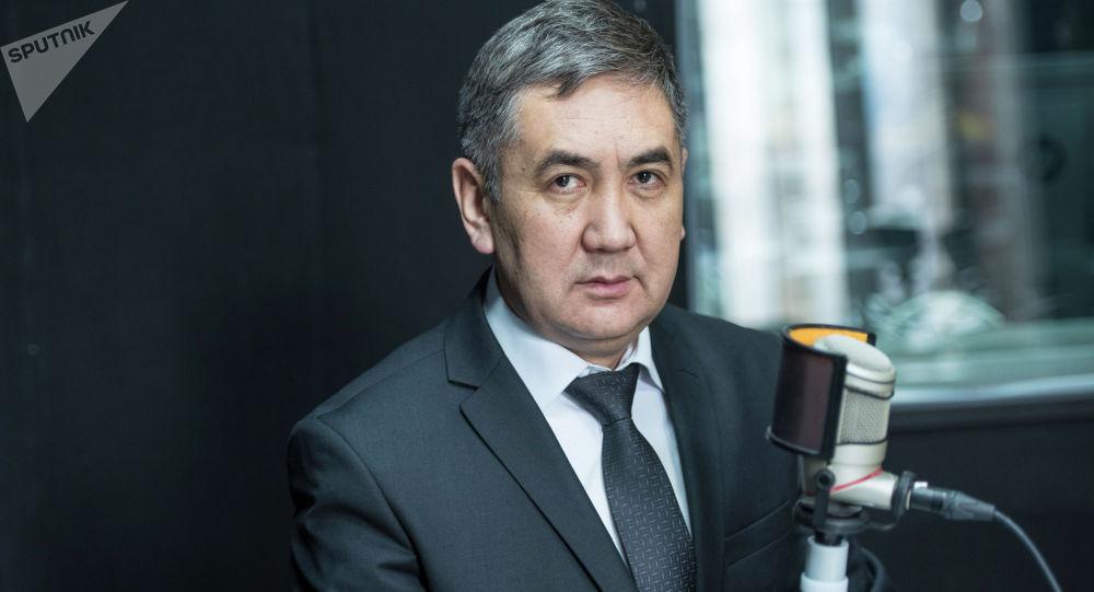 Назначенный главным архитектором Бишкека Марат Жороев. Архивное фото