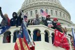 Капитолийдеги башаламандыктын катышуучулары