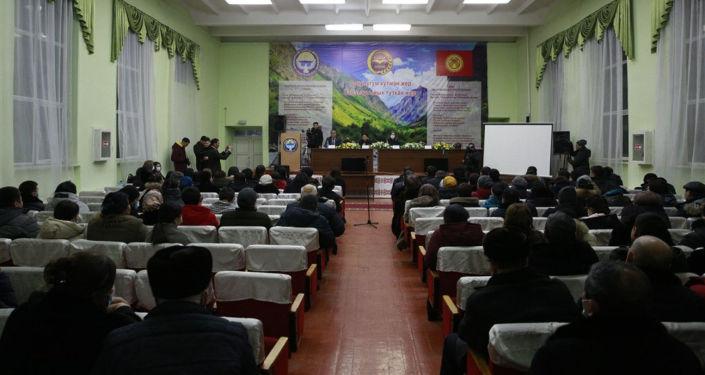 Вице-премьер-министр Эльвира Сурабалдиева ознакомилась с состоянием учреждения группы семейных врачей № 9 в селе Эркин-Сай Панфиловского района