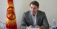 Исполняющий обязанности премьер-министра Артем Новиков