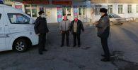 Чүйдүн Панфилов районунда милициянын көчмө пунктулары иштеп баштады.