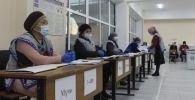 Голосование на выборах президента и референдуме в Баткене