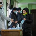 Шайлоону чагылдыруу үчүн 11 өлкөдөн 92 ЖМК өкүлү жана Кыргызстандан 217 журналист аккредитацияланган
