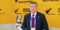 Член Комитета Государственной думы по труду, социальной политике и делам ветеранов Никита Березин