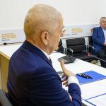 Он выступил на брифинге в пресс-центре Sputnik Кыргызстан