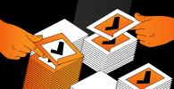 Предварительные результаты голосования, ручной подсчет