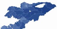 Предварительные результаты выборов президента — расклад по районам