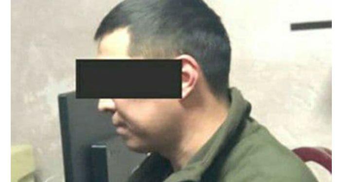 В Бишкеке задержан лжесотрудник Госкомитета национальной безопасности, сообщила пресс-служба ГУВД столицы