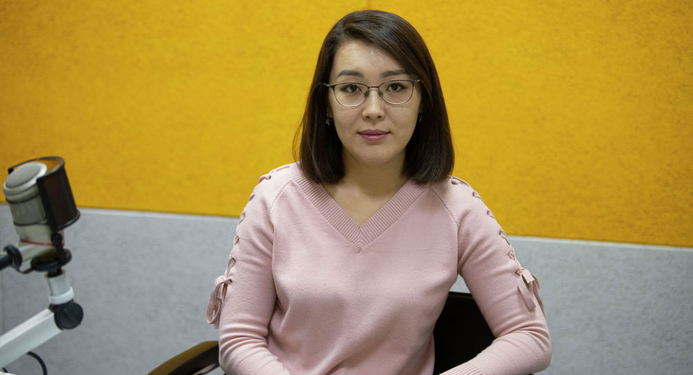 Врач-генетик кыргызского научного Центра репродукции человека Гульзар Довлотова