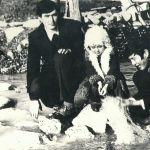 Суу боюндагы бир ирмем. Рыспай Абдыкадыров кызы менен