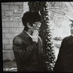 Рыспай Абдыкадыров акын Сооронбай Жусуевдин Айтсаң боло, Ак кайың аттуу ырларына обон чыгарган