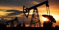 Нефтяная качалка. Архивное фото