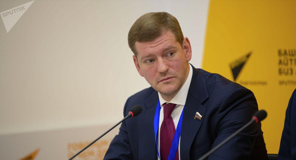Мамлекеттик думанын депутаты Никита Березин