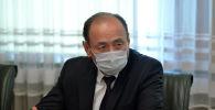 Министр здравоохранения Кыргызской Республики Алымкадыр Бейшеналиев. Архивное фото