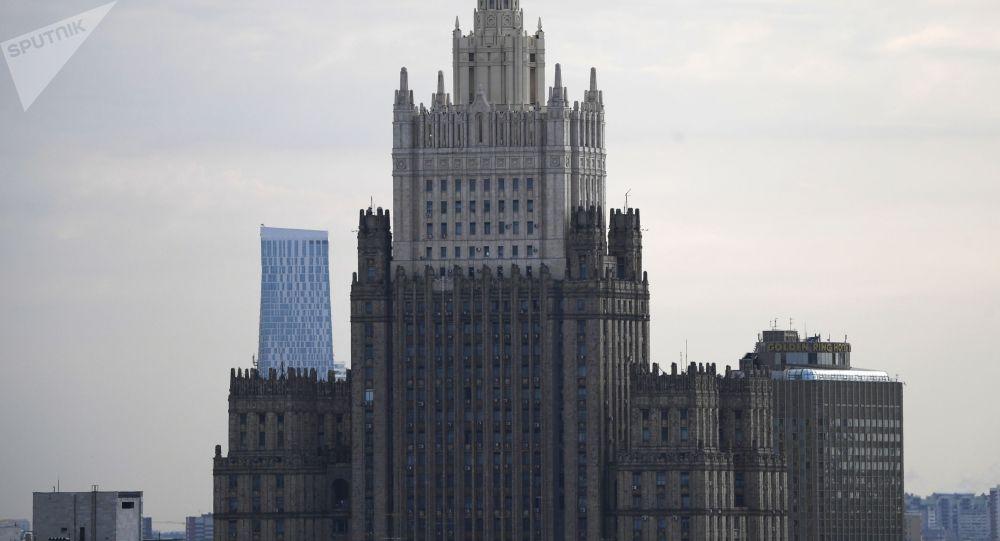 Россиянын Москвадагы ТИМ имараты. Архивдик сүрөт